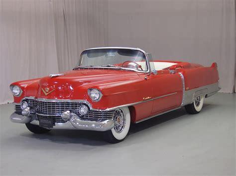 1954 Cadillac Eldorado by 1954 Cadillac Eldorado Hyman Ltd Classic Cars