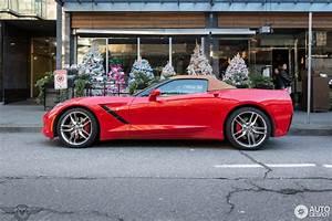 Corvette C7 Cabriolet : chevrolet corvette c7 stingray convertible 31 december 2015 autogespot ~ Medecine-chirurgie-esthetiques.com Avis de Voitures