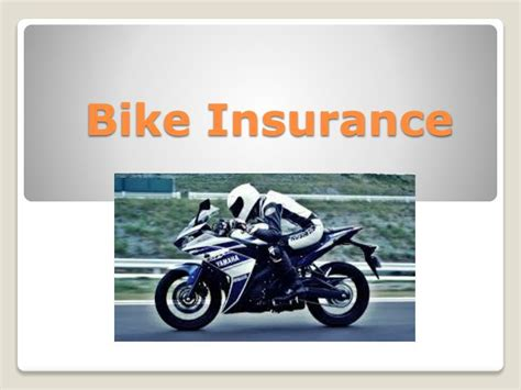 Ppt  Why Should You Opt For Bike Insurance Purchase