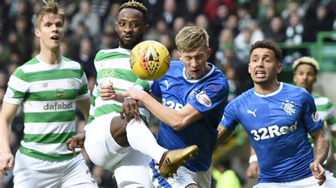 Rangers' clash with Celtic on Rivalry Weekend