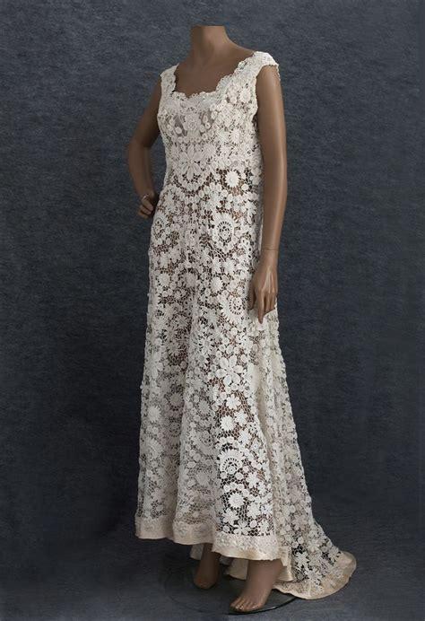25 Unique Crochet Wedding Dresses Ideas On Pinterest