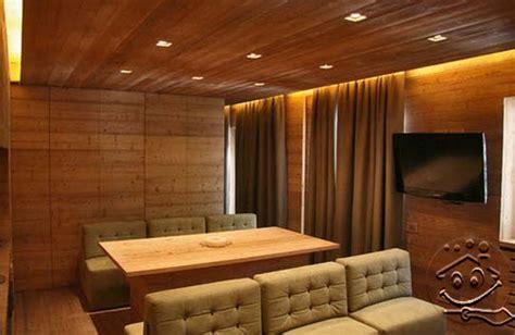 gambar plafon kayu rumah minimalis home desaign