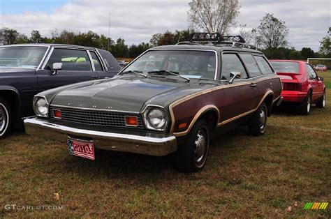 1976 Ford Pinto by 1976 Ford Pinto Wagon