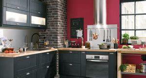cuisine socoo c déco cuisine idée peinture carrelage couleur et meuble