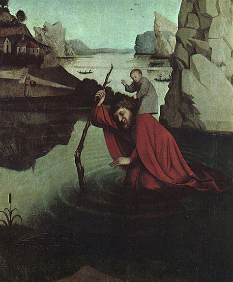der heilige christophorus christophorus 214 kumenisches heiligenlexikon