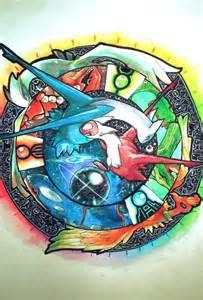 deviantART Legendary Pokemon