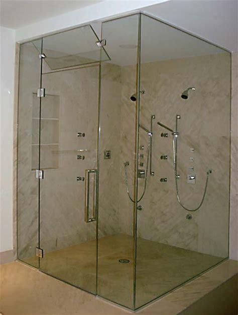 frameless glass shower enclosures  chicago naperville
