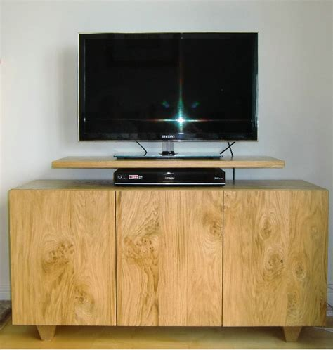 Made to measure TV stands built near Leeds, West