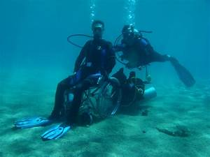 Diving with Disabilities in the Red Sea
