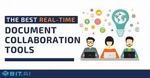 top real time document collaboration tools for team With free document collaboration software