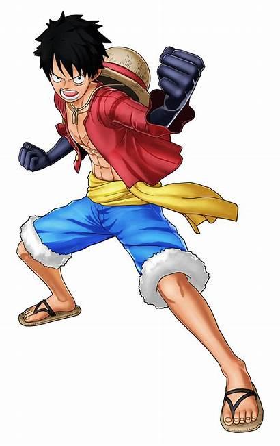 Luffy Piece Seeker Monkey Clipart Haki Character