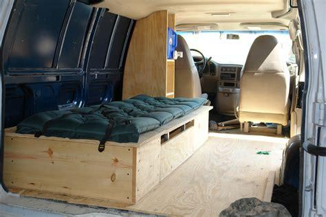 Bradleys Blog Suggested Gear For Expediters Cargo Van