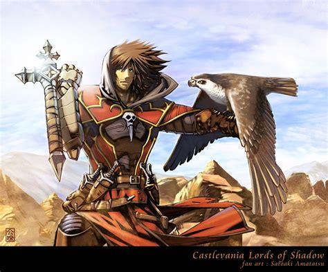 Gabriel Belmont Castlevania Lords Of Shadow Zerochan
