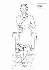 Tillingbourne Tales Colouring Maggie Why sketch template