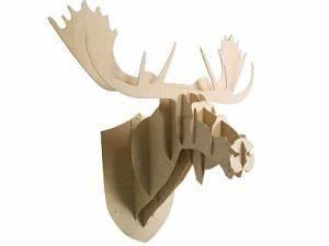 Renne En Carton : caribous rennes cerfs faons par le petit monde d 39 ade ~ Melissatoandfro.com Idées de Décoration