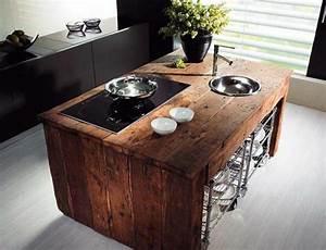 Küche Modern Mit Kochinsel Holz : k che mit kochinsel 50 tolle gestaltungen ~ Bigdaddyawards.com Haus und Dekorationen