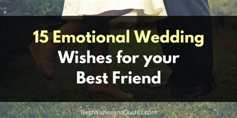 choose    special wedding wishes