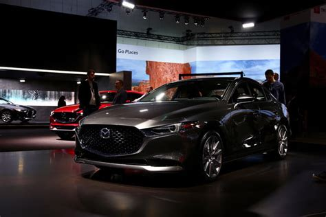 2020 Mazda3 Announced With Fuelefficient Skyactivx