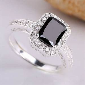 onyx engagement rings with diamond engagement rings With onyx wedding rings