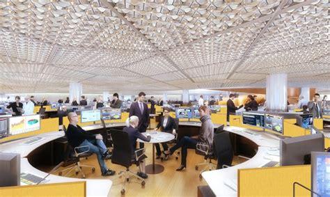peek  bloombergs sustainable  headquarters
