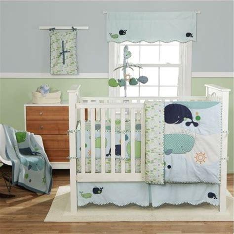 chambre bébé verte 6 idées pour décorer la chambre de bébé comme sous l 39 océan