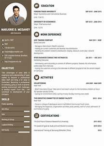 Federal employee resume