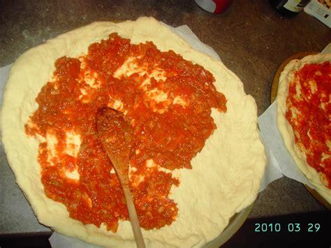pate a pizza au robot boulanger p 226 te 224 pizza 224 la bi 232 re au robot boulanger