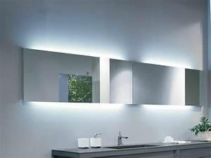Spiegel Indirekte Beleuchtung : badspiegel mit beleuchtung moderne vorschl ge ~ Sanjose-hotels-ca.com Haus und Dekorationen