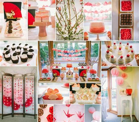 japanese themed decor japanese themed birthday party with such cute ideas via kara s party ideas kara spartyideas