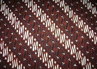 motif batik ombak batik indonesia