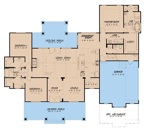 Bungalow House Plans Find Your Bungalow House Plans Today