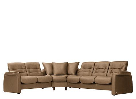 3 pc leather sectional sofa stressless sapphire 3 pc leather reclining sectional sofa
