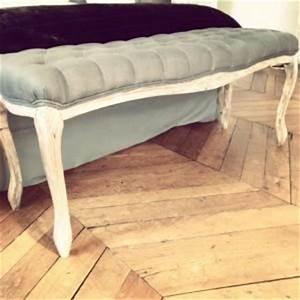Bout De Lit Capitonné : bout de lit d couvrir ~ Melissatoandfro.com Idées de Décoration