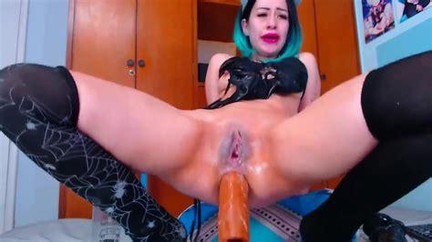 Latina Girl Anal Insertions