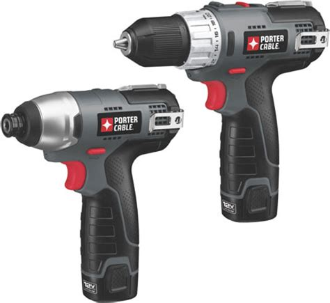 porter cable unveils   compact cordless power tools