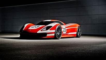 Porsche 917 Concept Study Successor Motortrend