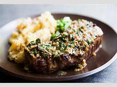 Peppercorn Steak Steak au Poivre SimplyRecipescom