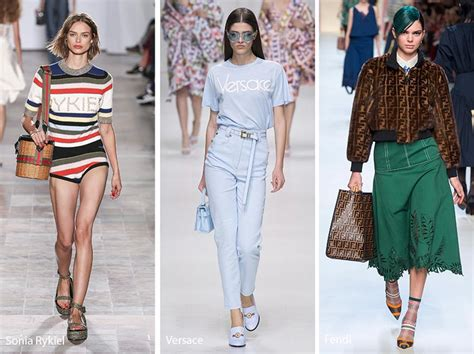 Spring/ Summer 2018 Fashion Trends - Glowsly