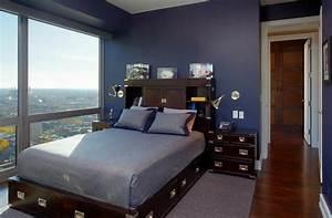 Extra Hohes Bett : modernes schlafzimmer design kreative ideen f r kopfbretter ~ Markanthonyermac.com Haus und Dekorationen