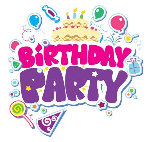 Birthday Party Png Clipart Picture  Gallery Yopriceville