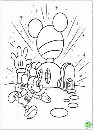Best Mickey Mouse Clubhouse Coloring Pages - ideas and images on ...