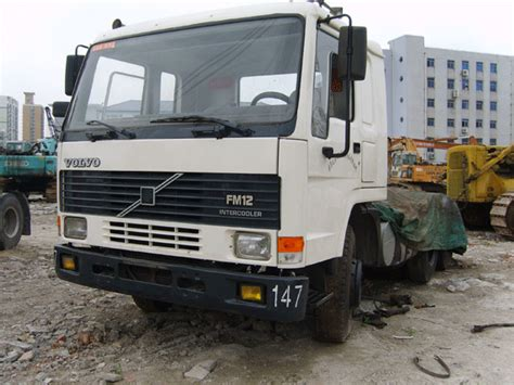 used volvo tractor volvo truck fm12 by shanghai bolong construction machinery co ltd china