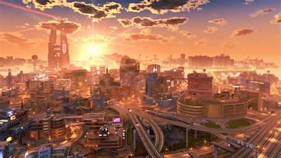 Future Cities Wallpapers Desktop Backgrounds Mobile