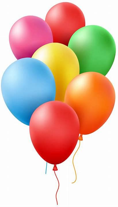 Balloons Transparent Clip Clipart Balloon Birthday Yopriceville
