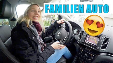 auto für 3 kinder neues auto f 252 r 3 kinder zeit mit papa familien vlog tierpark isabeau