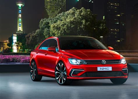 volkswagen cars news midsize coupe concept coming