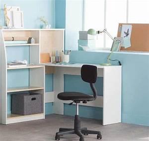 Bureau Avec étagère : leclerc bureau d angle avec tag re 52 ~ Preciouscoupons.com Idées de Décoration