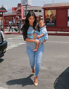 Kim Kardashian says daughter North West is already into ...