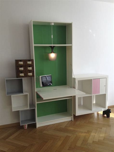 bureau billy ikea ikea billy desk schwabinger 12 from saustarkdesign