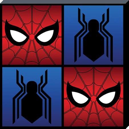 homecoming symbols spider man canvas buy